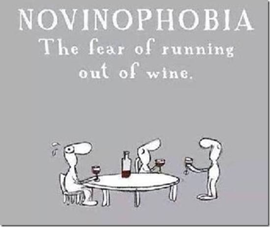 NoVinoPhobia