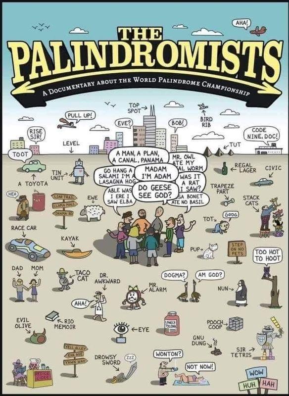 PalindromistsTournament