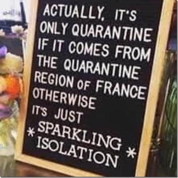 SparklingIsolation
