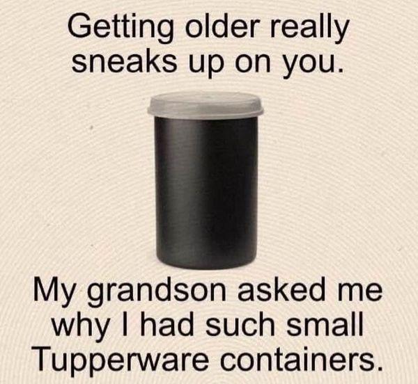SmallTupperware