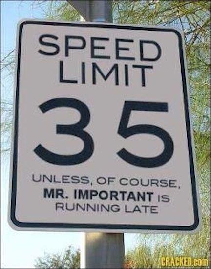 SpeedLimit35