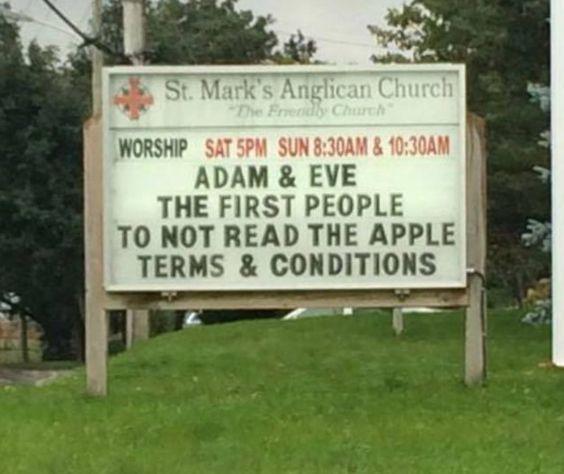 Apple TermsAndConditions